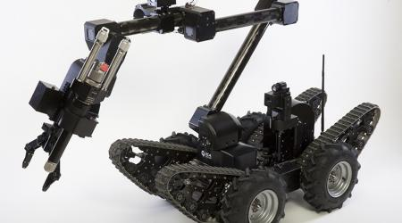 UST Magazine: ECA Group to equip Monaco Public security with IEDD / OED Iguana E UGV