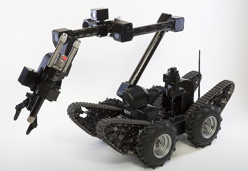 ECA Group to supply Unmanned Ground Vehicles to French Armed Forces