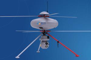 UAV IT180-60 / Unmanned Aerial Vehicle