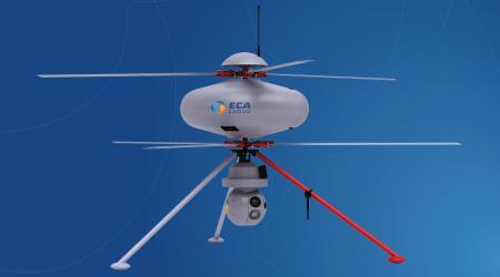 ECA Group - UAV IT 180-120 Unmanned Aerial Vehicle