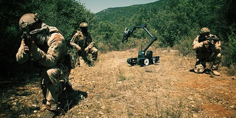 Medium EOD & Counter IED UGV