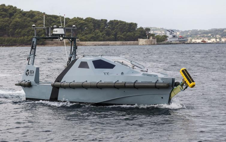 USV for REA Operations