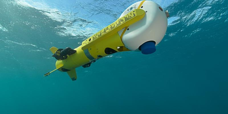 ECA GROUP equips Lithuanian Navy with its underwater robot K-STER, an efficient ROV solution for sea mines clearance
