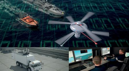 Mobile System for Port and Coastal Protection