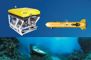 Light ROV for Police