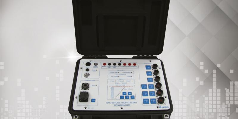 Automated ground fault generator  for Aerospace applications