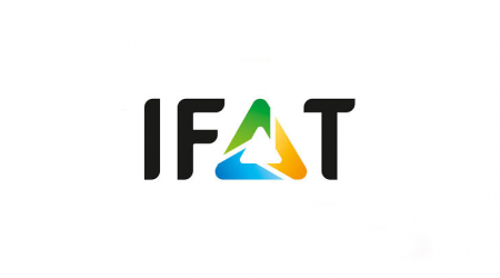 ECA GROUP - EVENT - IFAT 2017 LOGO