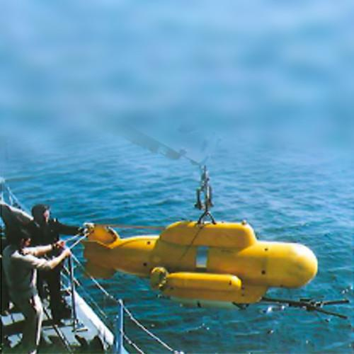 Creation of PAP 104, the first underwater mine detection and destruction robot (DGA)