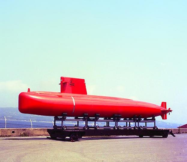 A 1:10-scale adjustable research model for the development of ballistic missile submarines