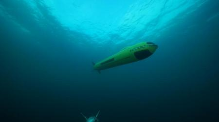 ECA GROUP - AUV - A18M - UNDERWATER - MINES