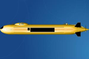 A18-S / AUV / Autonomous Underwater Vehicle