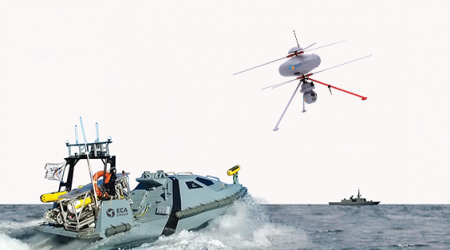 Naval Today: French ECA Group joining OCEAN2020 with USVs and AUVs