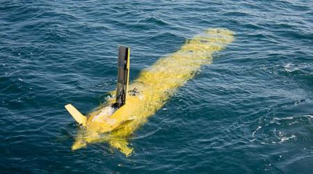 ECA GROUP - AUV - A18D - surface