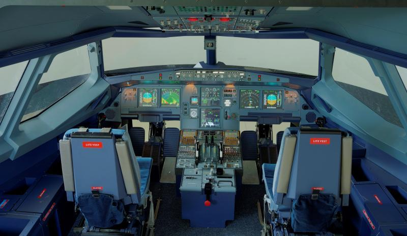 A320 Flight Training Device