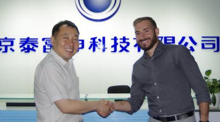 ECA GROUP - PARTNERSHIP WITH BEIJING