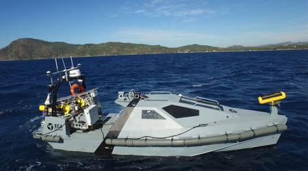 ECA GROUP - USV - 90 - seascan - K -ster