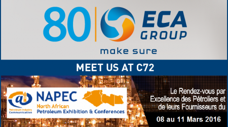 ECA GROUP - EVENT - MEET US AT NAPEC EXPO 2016
