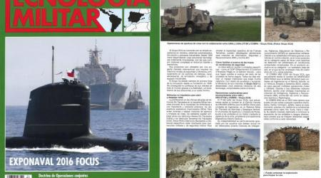 ECA GROUP - PRESS REVIEW - Tecnologia militar-Euronaval 2016 focus