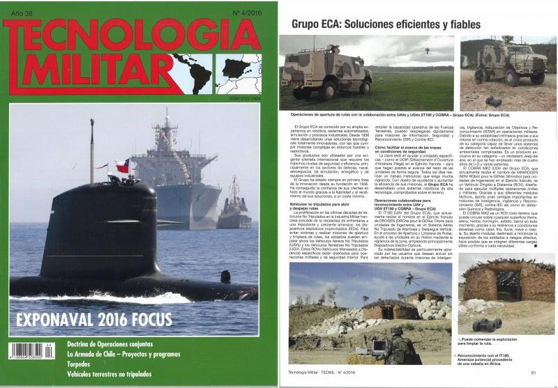 Read the Article about ECA Goup solutions