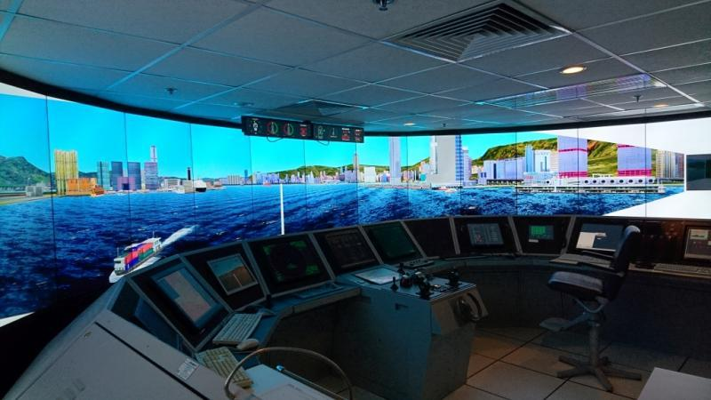 ECA Group to supply a Mistral 4000 Bridge Simulation system to an