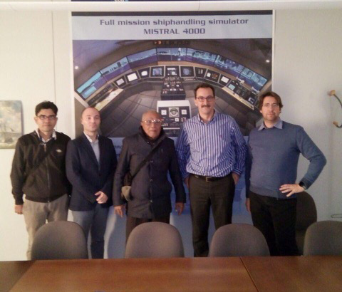 ECA Group presented its MISTRAL 4000 Naval Simulator capabilities to an Indonesian Maritime Academy