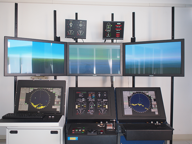 ECA Group upgrades and expands the capabilities of its Mistral 4000 Simulator for a Nautical Institute in Italy