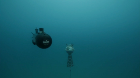 ROV Planet: A NATO Navy selects ECA Group A9-M light AUV for MCM operations