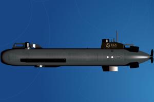 A9-M / AUV / Autonomous Underwater Vehicle