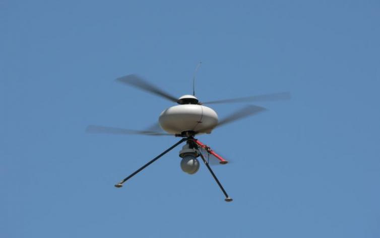 Mini UAV for Surveillance