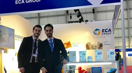 ECA GROUP - EVENT - DUBAI AIRSHOW 2017