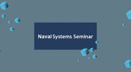 NAVAL SYSTEMS SEMINAR 2017 | 16 - 17 October | ECA Group Naval Robotic Solutions