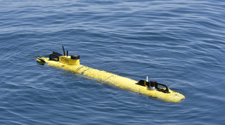 ECA Group - AUV - A9-E - swarms
