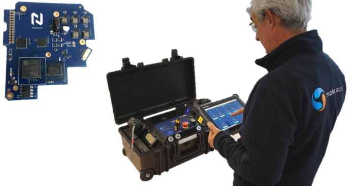 ECA and Nicmmatic forment a partnership for the development of a new electrical testing solution for aerospace