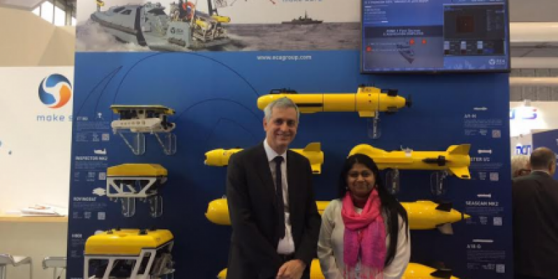 Aviation & Defence Universe: ECA Group's turn key solutions for all defence applications popular by