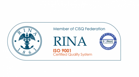 ECA GROUP - EVENT - RINA CERTIFICATION ISO 9001