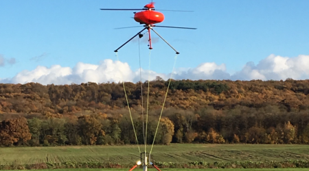 ECA GROUP- UAV - IT180 - Demonstration to AREVA