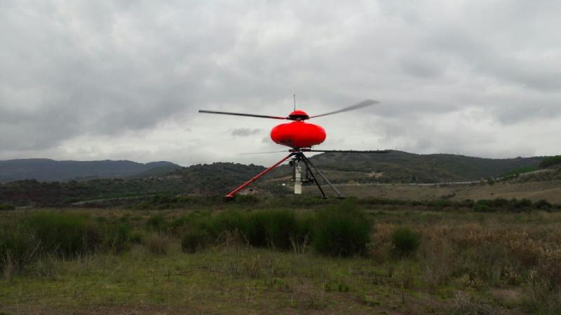 UAV IT180-120 radiometric solution