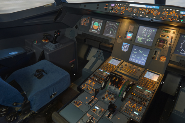 DGAC qualification for A320 Flight Training Device