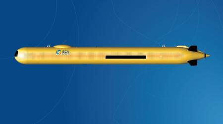 A18D / AUV / Autonomous Underwater Vehicle