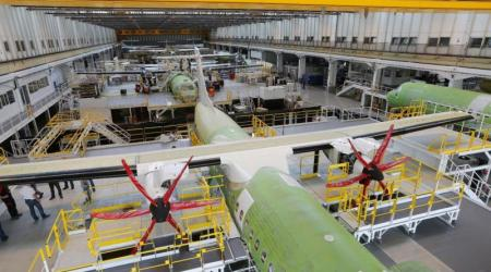 ECA Group - ATR Production New Line - 2