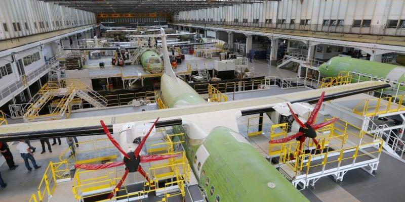 Aerospace Assembly Lines
