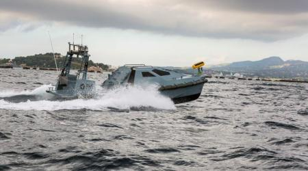 ECA GROUP -  Usv Inspector - 90