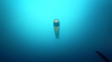 ECA Group - AUV A18-M underwater - 7