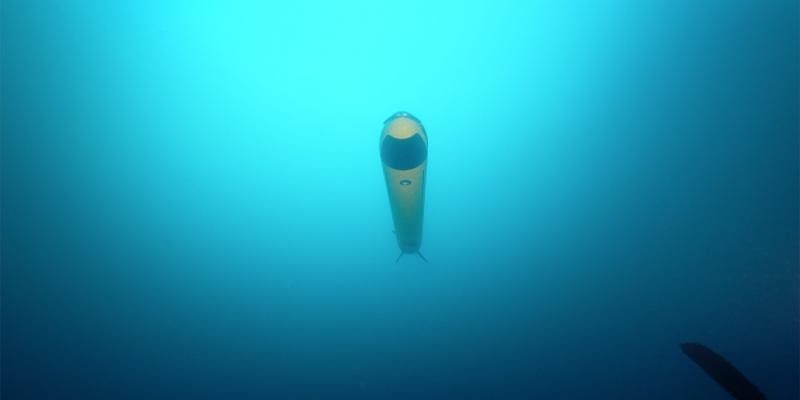 ECA Group unveils its new generation mid-size AUV A18-M  for underwater mine warfare