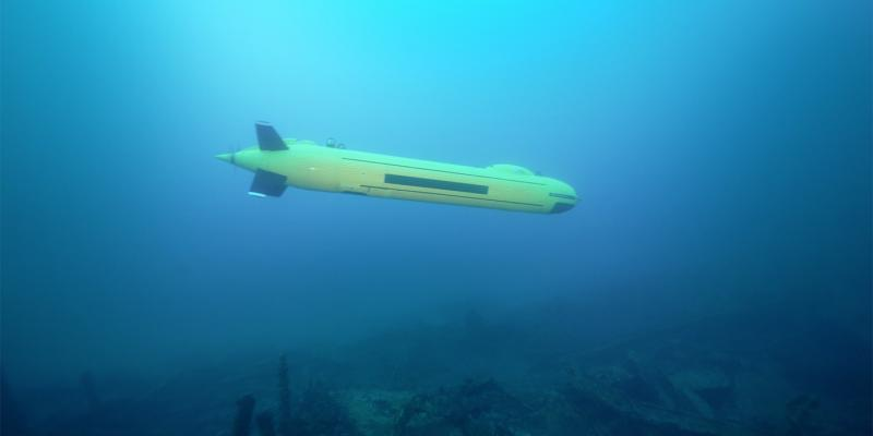 World Naval News: ECA Group unveils new generation mid-size A18-M AUV for MCM