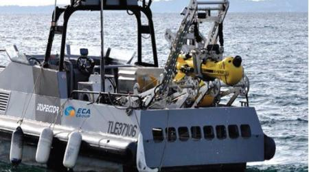 ECA GROUP - BACKGROUND PAGE - DEFENCE TURKEY MAGAZINE - ECA PROVIDES UNMANNED SOLUTIONS FOR NAVAL FORCES