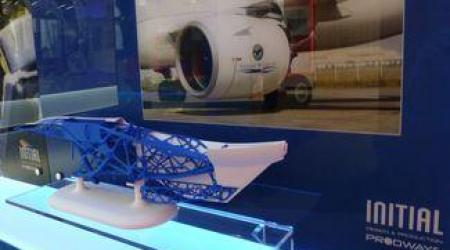 ECA GROUP - NEWS - 3D PRINTING - AIRCRAFT INDUSTRY