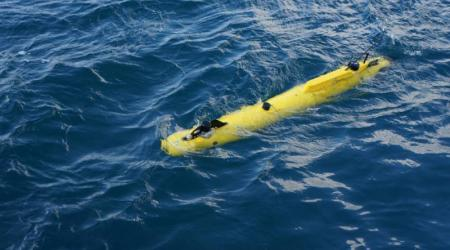 ECA GROUP - AUV - A9 - UNDERWATER VEHICLE