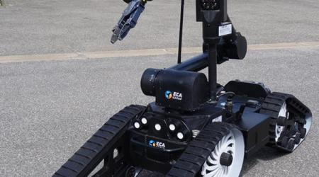 ECA GROUP - UGV - IGUANA