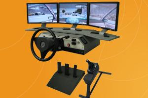3000 Series Modular Driving Simulator